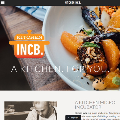 Kitchen INCB website- click to visit